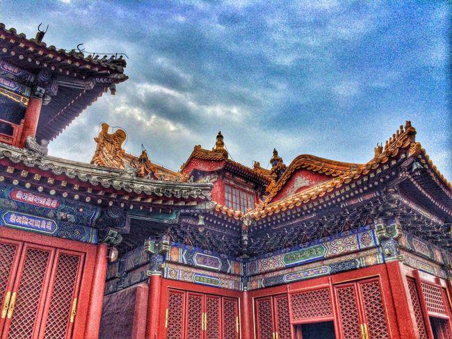 My Smartphone Life IPhone6 Plus 国子监 Lama Temple Beijing