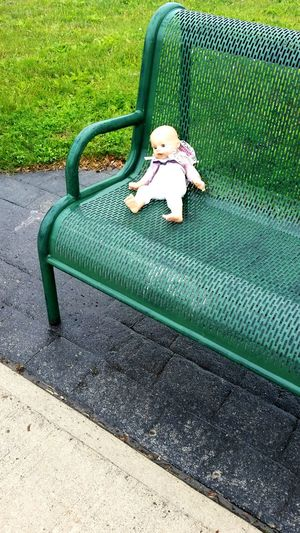 Someone lost thier baby...