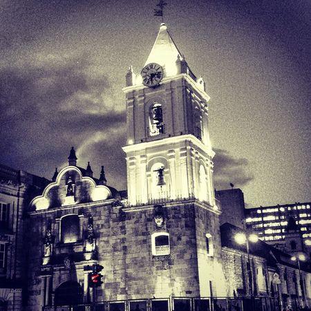 Nightphotography Bogotacity