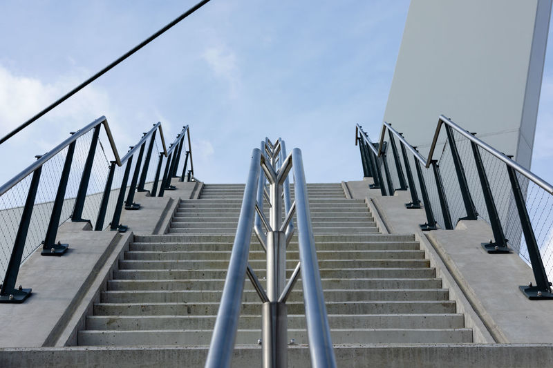Staircase to a