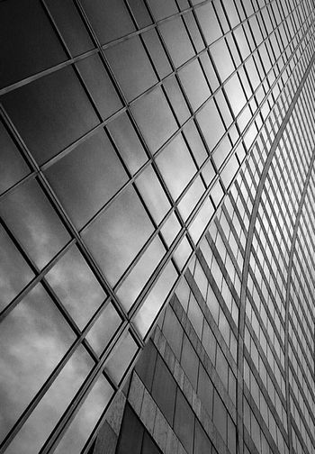 Johnleephotography NYC NYC Photography Canont3i Manhattan Monochrome AngleUp Starbucks Avenue Of The Americas Manfrotto October2012