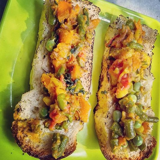Vegetables Pavbhaji Mother 's Homemade Recipe Tasty and Yummy . Food Taste best at Home ... foodie Indianfood similar to Bunburger with Butter and Oliveoil fried Vegetables . Foodlovers Bengalifood Healthy and Hygenic .