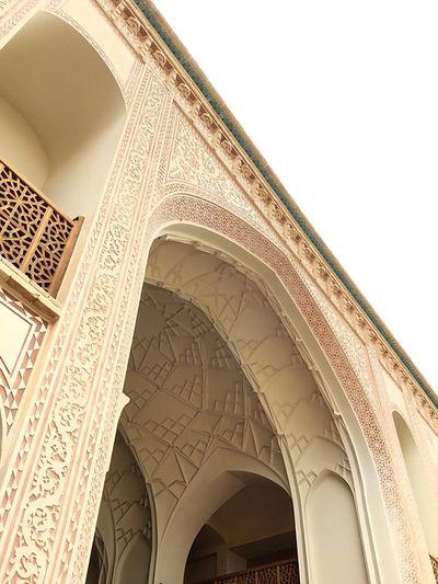 Iran , Kashan , Kashanziba Kashaneveryday Architecture