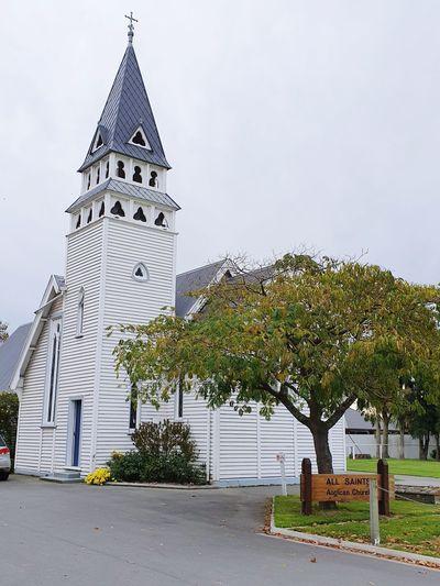 Church White