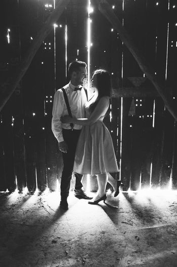 black and white Backlight Barn Blackandwhite Blackandwhite Photography Illuminated Indoors  Light Light And Shadow Love Men People Photography Real People Session Togetherness Two People Women
