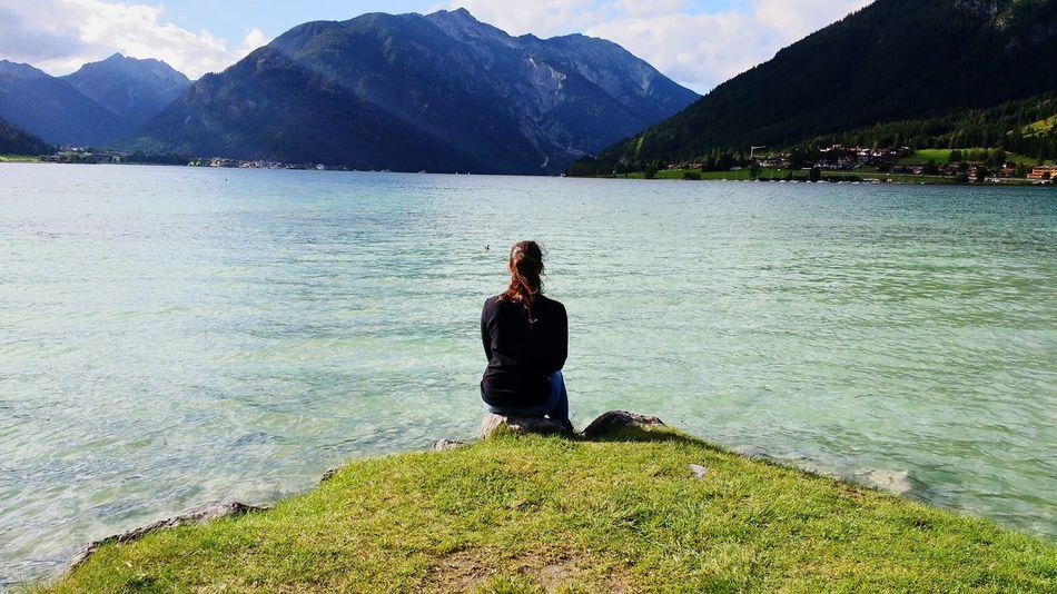 Nature Erasmus Summer Spazieren Und Fotografieren Enjoying Life Spaziergang Erasmus Photo Diary Traveling Relaxing Österreich Achensee Ebenamachensee Myself