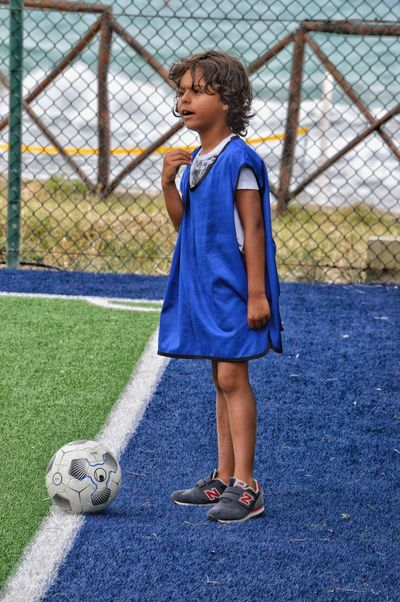Football Soccer Game Children Children Photography Sport Calcio Calcioitaliano Pallone Team Youth Bambini  Playing Baloon Portrait Portrait Photography