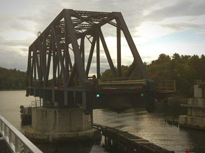 Bridge Bridges Parrysound Thousandisland Lake