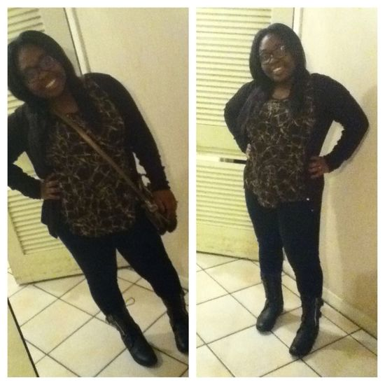 Me yesterday looking fly!