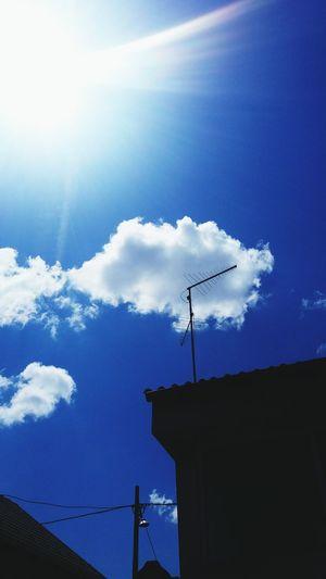 Sky is life 💙💎☁