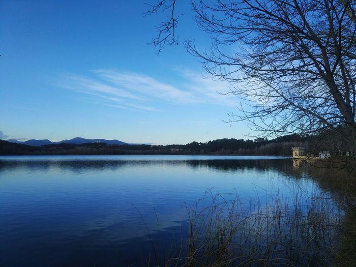 Catalunya Lake Llac Llacs Llac De Banyoles Banyoles Girona