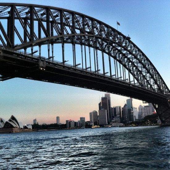 Sydney SydneyHarbourBridge Australia View spectacular city color country photo vacation holiday downunder