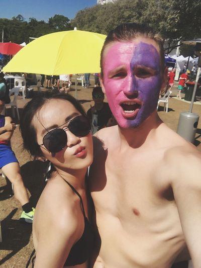 Cute Selfie ✌ Enjoying Life Fun Happy Brisbane