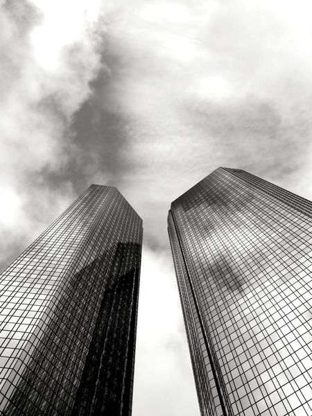 Deutsche Bank Ig_photostars_bw Bnw_perfection Frankfurt Am Main Frankfurt Frankfurt's Life Bnw_souls Frankfurt City  Germany GERMANY🇩🇪DEUTSCHERLAND@ Germany🇩🇪 German Shepherd German Germany 🇩🇪 Deutschland Europe Deutschland Deutschland. Dein Tag Architecture Arch Europe Trip Germany Photos Official EyeEm © Low Angle View Cloud - Sky Sky Modern Outdoors Day No People Built Structure Skyscraper Architecture