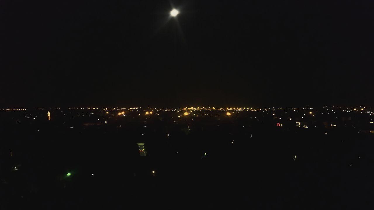 night, illuminated, cityscape, city, no people, architecture, outdoors, sky