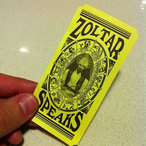 Zoltar BIG Bigthemovie