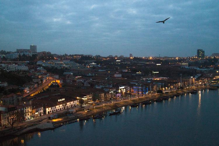 Port wine City