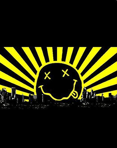 Nirvana Poster Poster Kurtcobain Nirvana Shirt Nirvana Smiley Emoji Kurt Cobain T_shirt Grunge T_shirt Tshirtmaniac T Shirt Collection Grungemusic T Shirt Design Tshirt♡ Nirvana: Grunge Music Nirvana♡ Music Posters Music Poster Musicposter Posters Nirvana. Bands