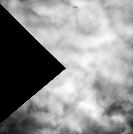Cloudy Black And White Storm Clouds Sky Clouds Triangle Shapes Lack Lacking Shadow Piece TakeoverContrast