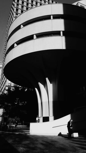 Black And White Architecture Streetphotography
