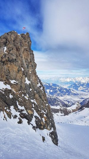 Snow Mountain Cold Temperature Winter Astronomy Rock - Object Sky Landscape Cloud - Sky Close-up Snowcapped Mountain Frozen Water Glacier Deep Snow Ski Track Frozen Glacial Powder Snow