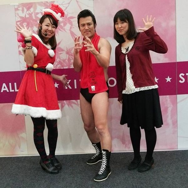 土曜日12/19は埼玉県 のイオンモール北戸田 店にてパフォーマンスでした!! アントニオ小猪木 さん、MC のMAI さんとご一緒でした♪ご覧いただきました皆様!!ありがとうございました!!(*´∀`) バルーンアート バルーンパフォーマンス バルーンパフォーマー BalloonArtistNOZOMI Balloonperformance バルーンスパーク クリスマス サンタ Christmas Santaclaus プロレス イオン 風船 バルーン カラフルな世界 Colorful