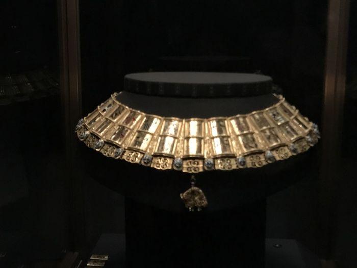 High angle view of illuminated lamp at home