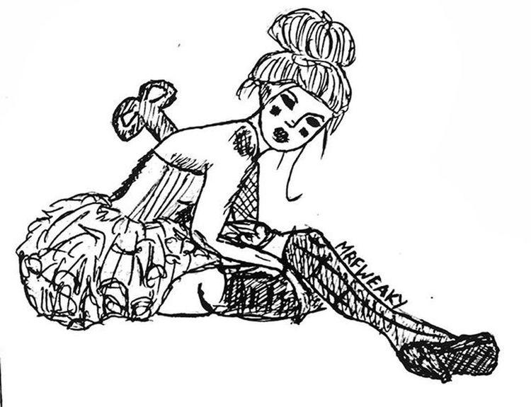 ..продавец ждет кукол.. Doll Dolls Dollstagram Tattoo Tattoos Tattooed Scetch Scetchbook Scetching Art Blackandwhite Bersreviewgiveaway Bersreview Monsterhigh EverAfterHigh Mrfweaky Tumblrart
