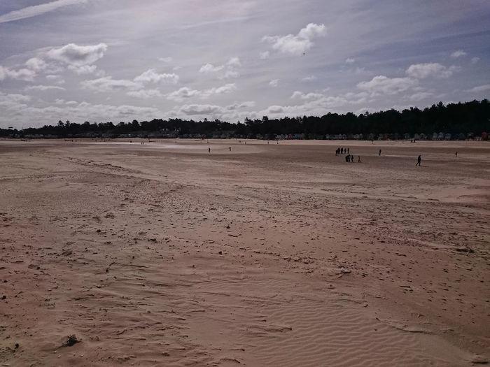 Beach Sand & Sea sand dunes