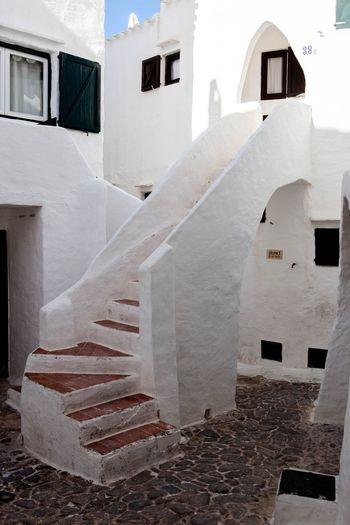 Architecture City Pueblo de Pescadores Binibeca