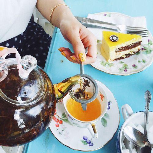 My Favorite Breakfast Moment Breakfast Time Breakfast Tea