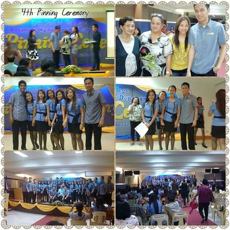 """""""4th Pinning Ceremony"""" [SPC-Bachelor of Science in Business Administration] FeelingProud Success ThankYouLord 11713"""
