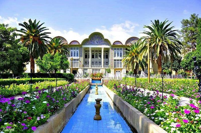 Hello World Iranian Persian Mustseeiran Iran♥ Water Garden Art Happy Saeed Ebadzadeh