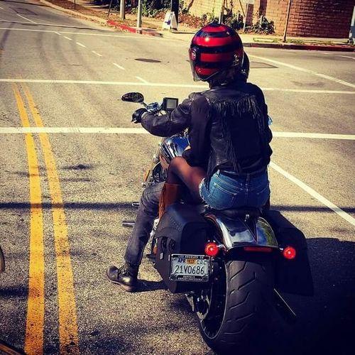 La moto en couple :-)