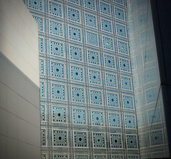 Architectural Feature Of Institute Building
