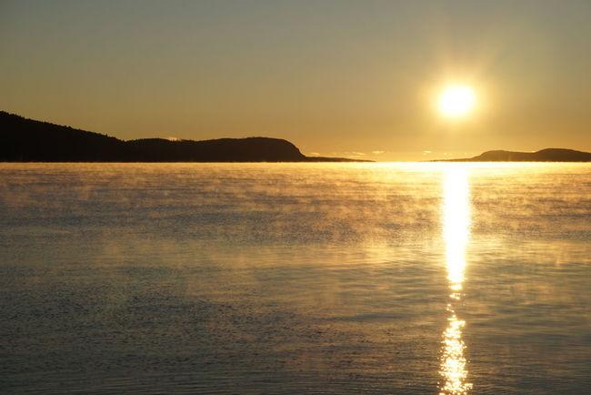 Capture The Moment Sunrise_sunsets_aroundworld Sunrise Reflection örnsköksvik Köpmanholmen Sweden Outdoors Beauty In Nature Water