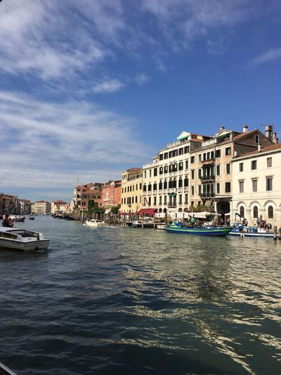 Venice day on Sep 12th, 2017