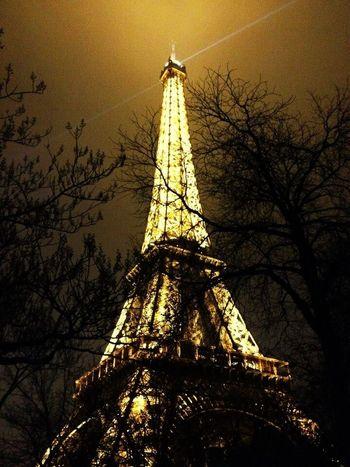 Paris Paris, France  Tour Eiffel Parigi Vacations Travel Traveller Europe Lover Lovers Architecture Tower Nighlife Holiday