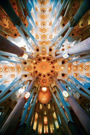 masterpiece Scenics SONY A7ii Leica Lens Church Of St City Art ArtWork Shot Frist Eyeem Photos Church Barcelona