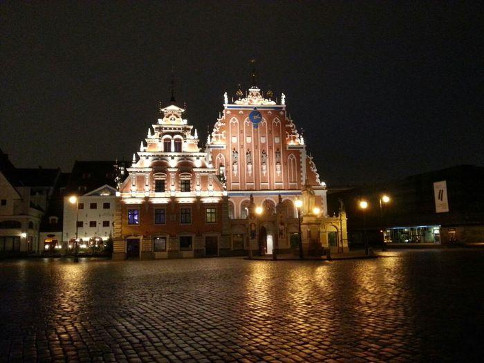 bye, bye Riga Latvia