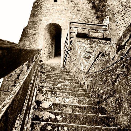 Monter dans la tour