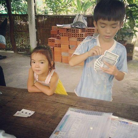 Take a rest with cutekids Baclieu Vietnam