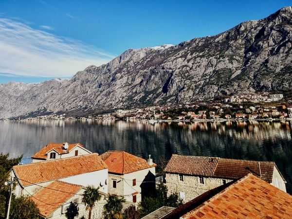 The Great Outdoors - 2015 EyeEm Awards EyeEm Best Shots Enjoying Life Beautiful Day Sea And Mountain Sea And Sky Sea_collection Aerial Shot Aerial Popular Photos Kotor