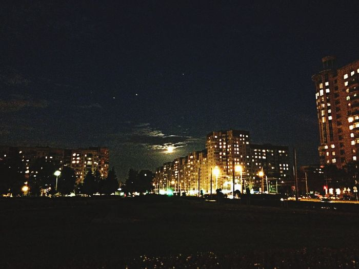 Full Moon Saint Petersburg