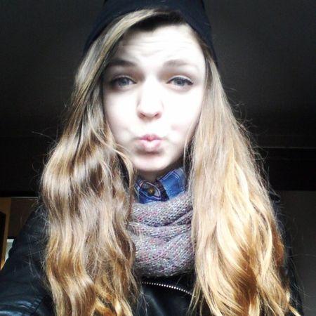 Princess Ksi ężniczka Sto Procent polishgirl selfie blond brunette ombrehair followme