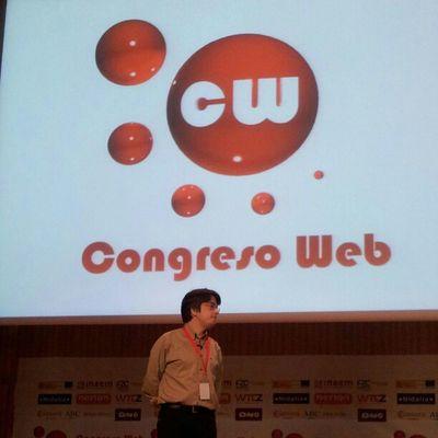 @emiliomarquez en Cw12 nos habla del cambio de modelo de negocio en internet Marketingcw Fotoscw
