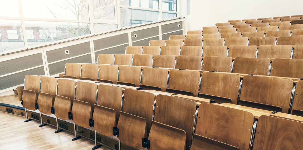empty chairs in a auditorium room Chair Student Life Students University Campus Workshop Arrangement Auditorium Brown Chair Education Empty In A Row Indoors  Large Group Of Objects Lecture Lecture Hall No People Presentation Seat Study University University Life Wood - Material Wooden Chair