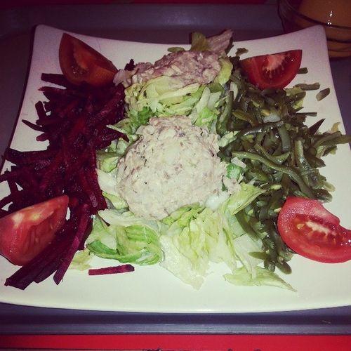 Almuerzo Hipocalorio