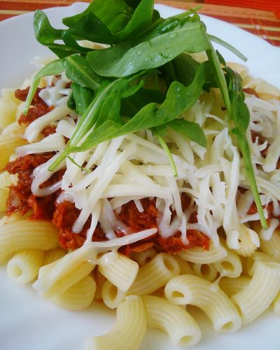 Pasta Italy Food  Bolognese Ruccola Food Dinner Eating Eating Healthy Healthy Eating Spaghetti Bolognese
