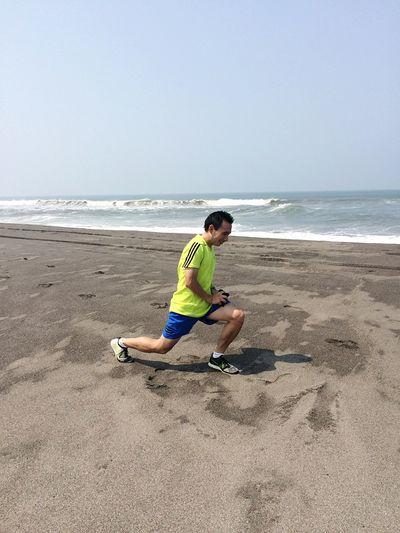 Entreno en el Puerto de Ocos.!! 👏👍👈 Relaxing